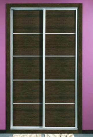Catalogo de armarios y vestidores puertas molina for Armario puertas correderas wengue